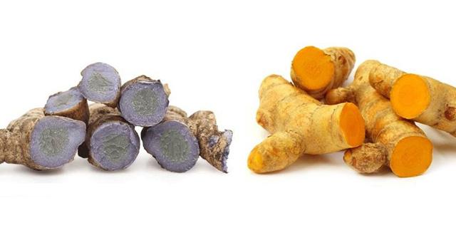Nghệ đen và nghệ vàng, loại nào chữa dạ dày tốt hơn?