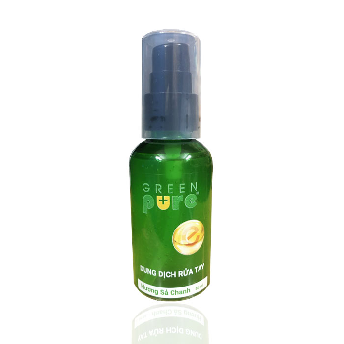 Dung dịch rửa tay Pure 50ml