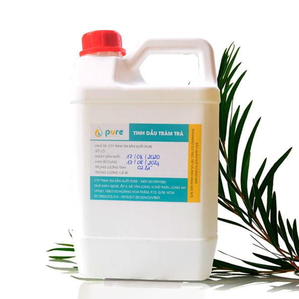 Tinh dầu Tràm Trà 1 lít nguyên chất