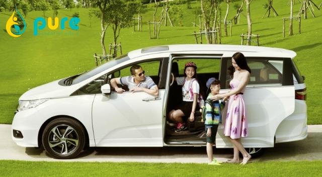 Tuyệt chiêu khử mùi hôi ô tô, bảo vệ sức khỏe của gia đình bạn