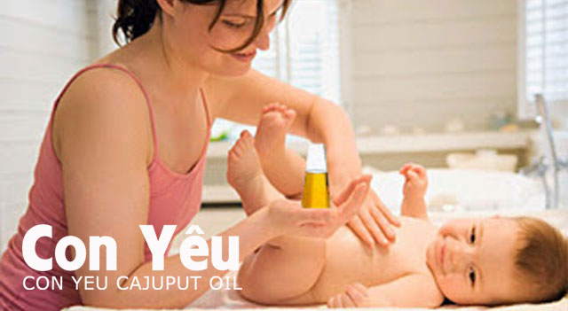 Các phương pháp sử dụng dầu Tràm đúng cách