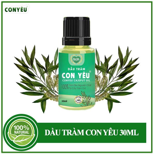 Dầu Tràm Con Yêu - Chai 30ml